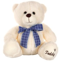 Dhoom Soft Toys Teddy Bear 22 CM-Cream