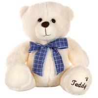 Dhoom Soft Toys Teddy Bear 22 CM-Cream