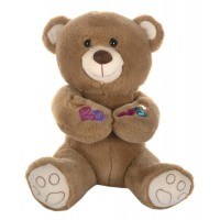 Dhoom Soft Toys Teddy Bear 35 CM-Brown