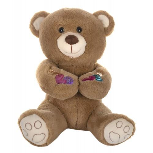 Dhoom Soft Toys Teddy Bear 35 CM-Brown