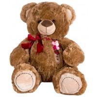 Dhoom Soft Toys Teddy Bear 40 CM-Dark Brown