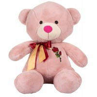 Dhoom Soft Toys Teddy Bear 80 CM-Pink