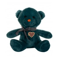 Dhoom Soft Toys Teddy Bear Multicolor 24 CM-Blue