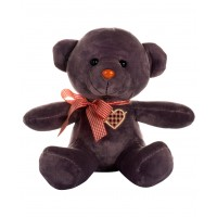 Dhoom Soft Toys Teddy Bear Multicolor 24 CM-Grey
