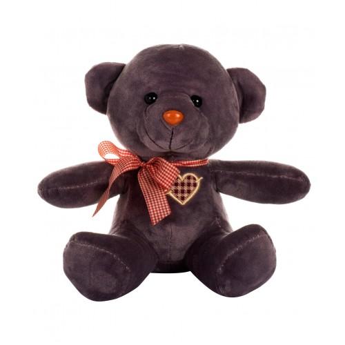 Dhoom Soft Toys Teddy Bear Multicolor 24 CM-Grey