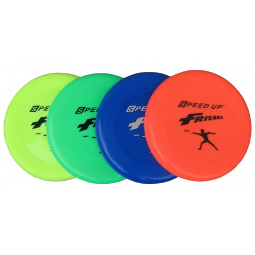 Speed Up Frisbee Or Flying Disc