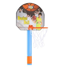 Kirat 2 in 1 Basketball - Adjustable to different heights