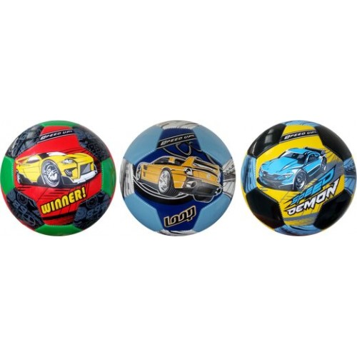 Speed Up Car Series Football Size 3