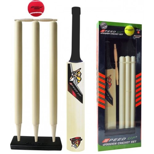 Speed Up Master Shot Cricket Set Size 1