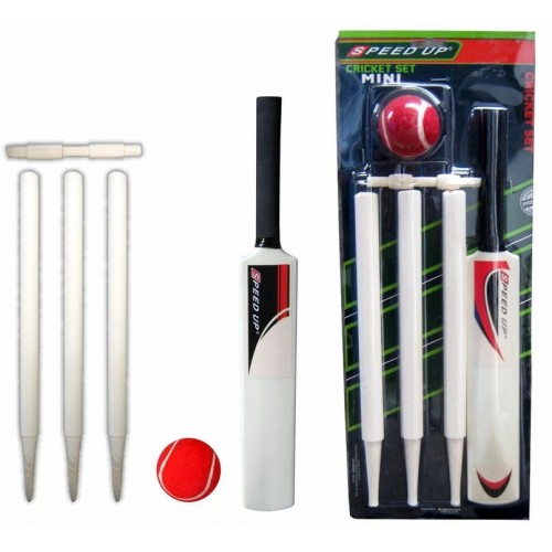 Speed Up Mini Kids Cricket Set