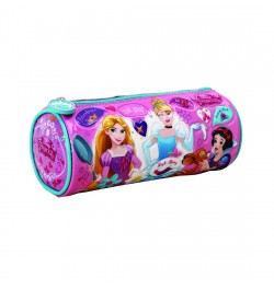 My Baby Excels Disney Princess Pink Round Pouch