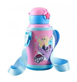 Buy My Baby Excels My Little Pony Steel Inner Water Bottle 520 ml Online in India