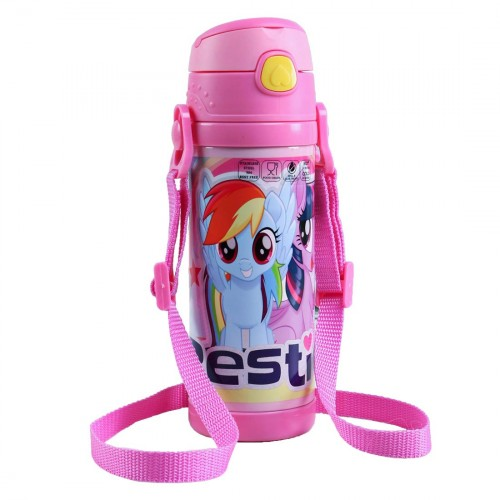 My Baby Excels My Little Pony Steel Inner Water Bottle 350 ml