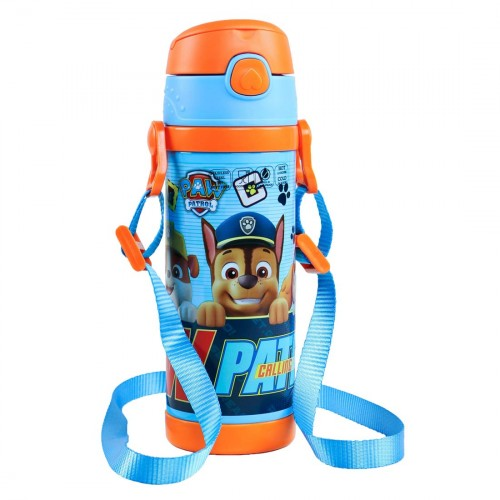 My Baby Excels Paw Patrol Pups Steel Inner Water Bottle 350 ml