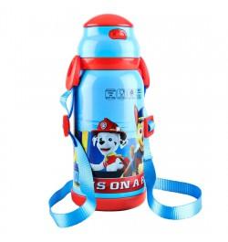 Buy My Baby Excels Paw Patrol Steel Inner Water Bottle 460 ml Online in India