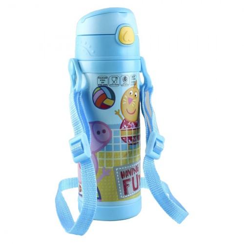 My Baby Excels Peppa Pig Fun Steel Inner Water Bottle 350 ml