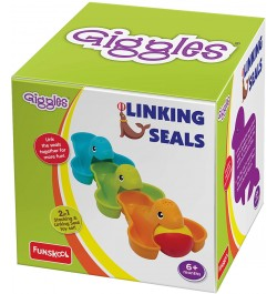 Giggles Linking Seals (Multicolor)