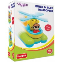 Giggles Build and Play Helicopter