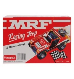 Giggles - MRF Racing Jeep