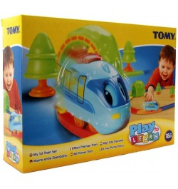Tomy My First Train Set  (Multicolor)