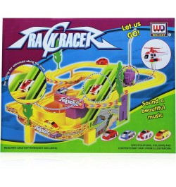 Buy Track Racer Racing Car Set (Multi-color) Online in India
