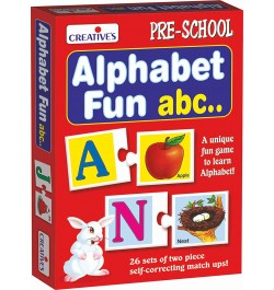 Creative's Alphabet Fun Abc Puzzle toy for kids online in India