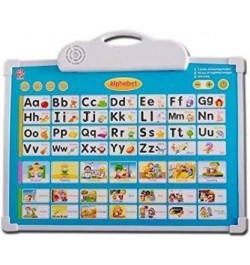 Learning Alphabet Board Musical Toy