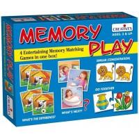 Creative's Memory Play