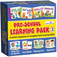 Creative's Pre School Learning Pack 2