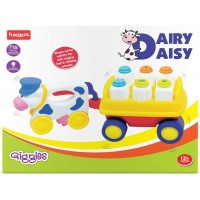 Giggles Dairy Daisy (Multicolor)