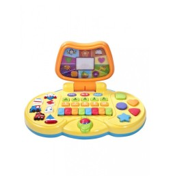 Mee Mee Interactive Kiddie Laptop