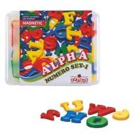 Zephyr Alpha Numero Set 1