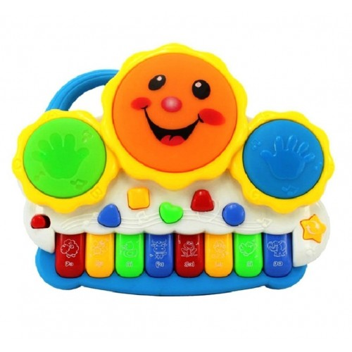 Drum Keyboard Musical Toy