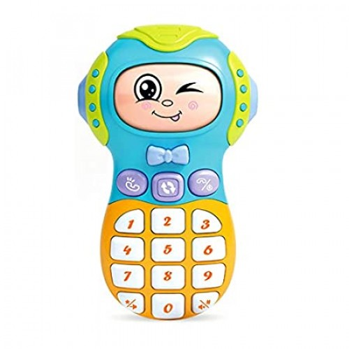 Face Expression Changer Musical Mobile Toy