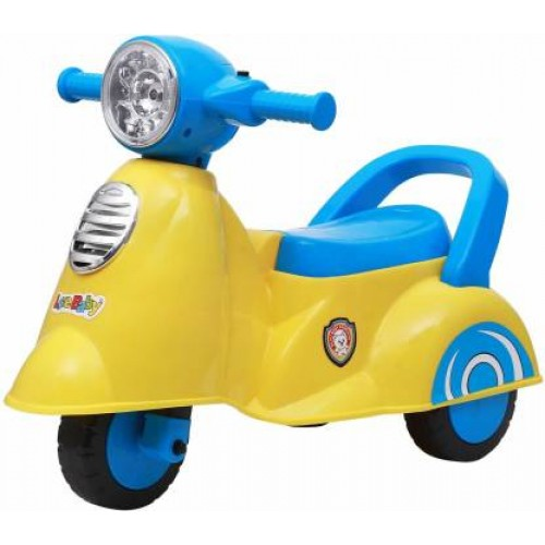 Kids Ride On Scooter with lights and music