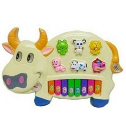 Buy Musical Cow Piano - Colors May Vary Online in India