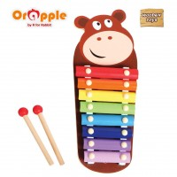 Orapple by R For Rabbit - Tin Tin Xylophone (Bear)
