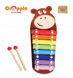 Orapple by R For Rabbit - Tin Tin Xylophone (Bear)