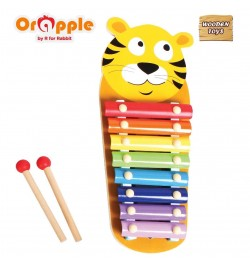 Orapple by R For Rabbit - Tin Tin Xylophone ( Tiger)