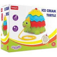 Giggles Ice Cream Turtle Multicolor