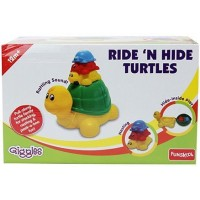 Giggles - Ride 'n Hide Turtles