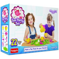 Giggles Tea Party Set - Multi Color