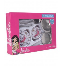 Ramson Barbie Chef Set 9 Pcs