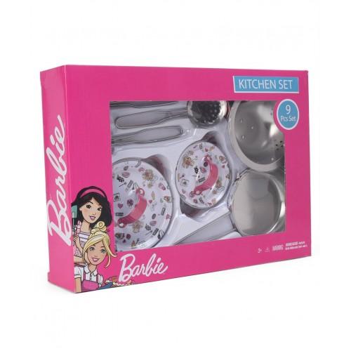 Ramson Barbie Chef Set 9 Pcs