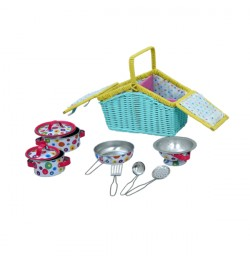 Ramson Chef Set 9 Pcs With Free Picnic Basket