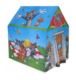 Buy Tom & Jerry Tent House - Green blue Online in India